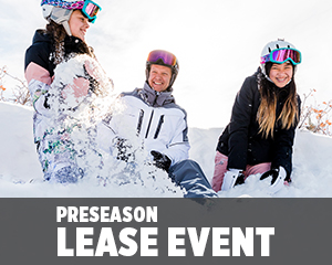Preseason Lease Event