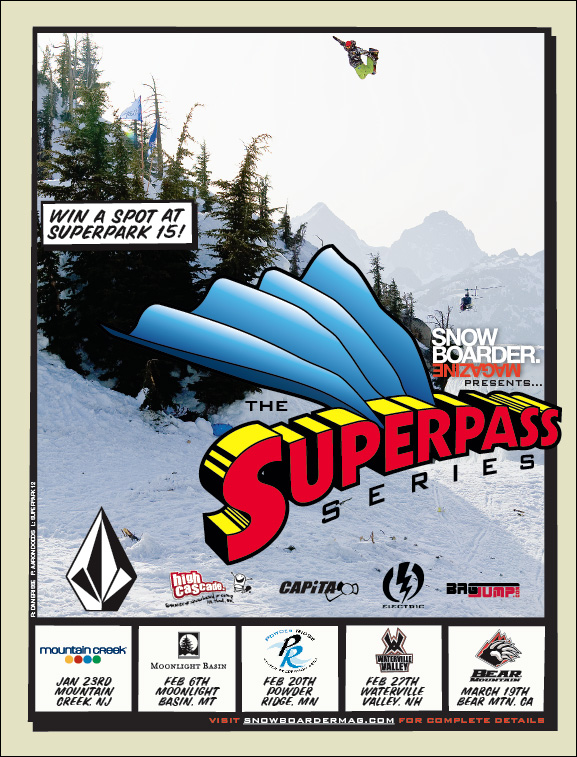 Superpass