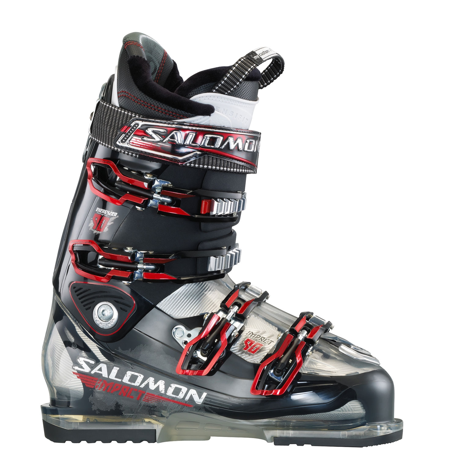 6) Buy your own boots& but maybe not skis