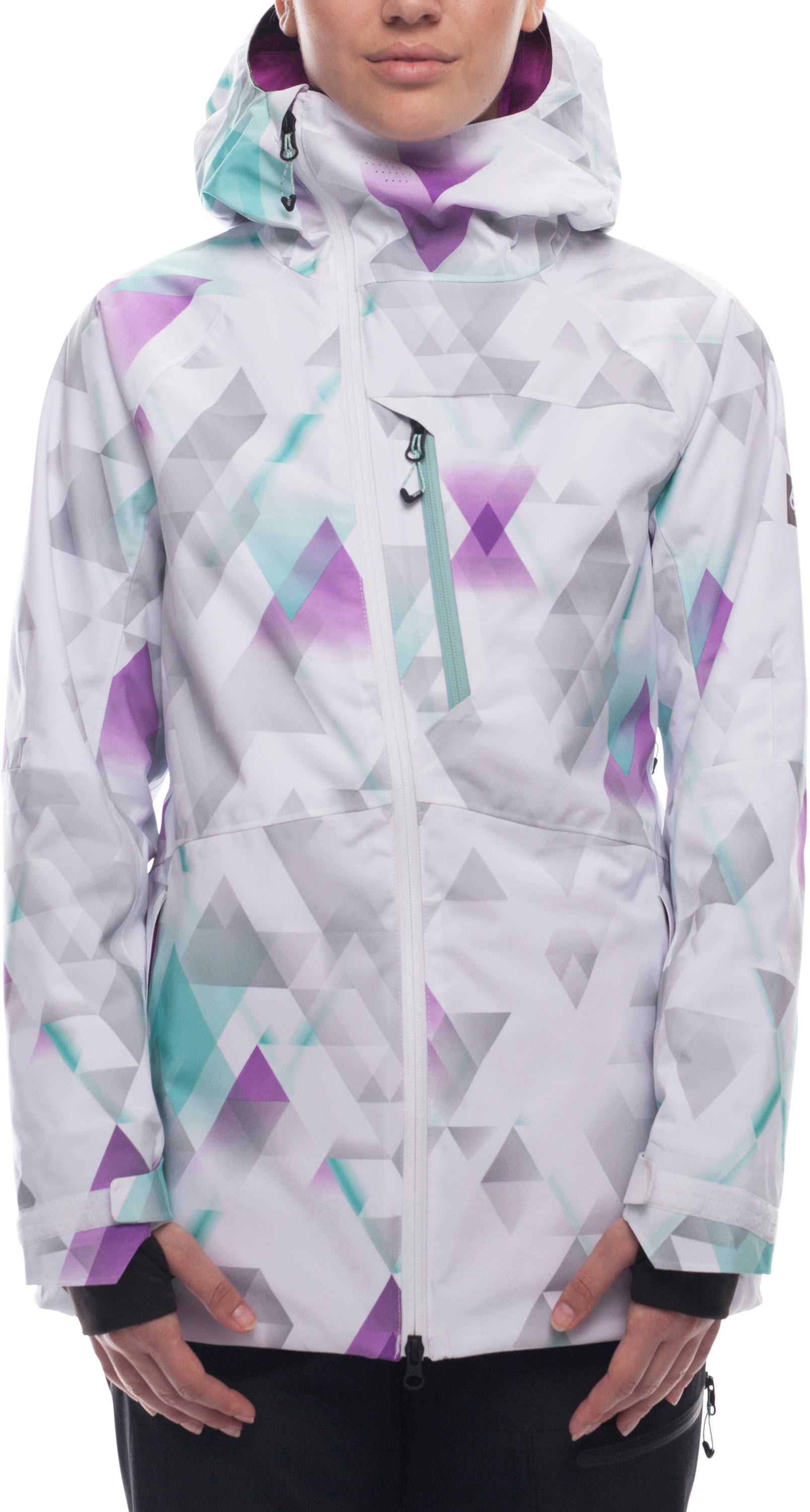 686 Womens Hydra Insulated Snowboard Jacket