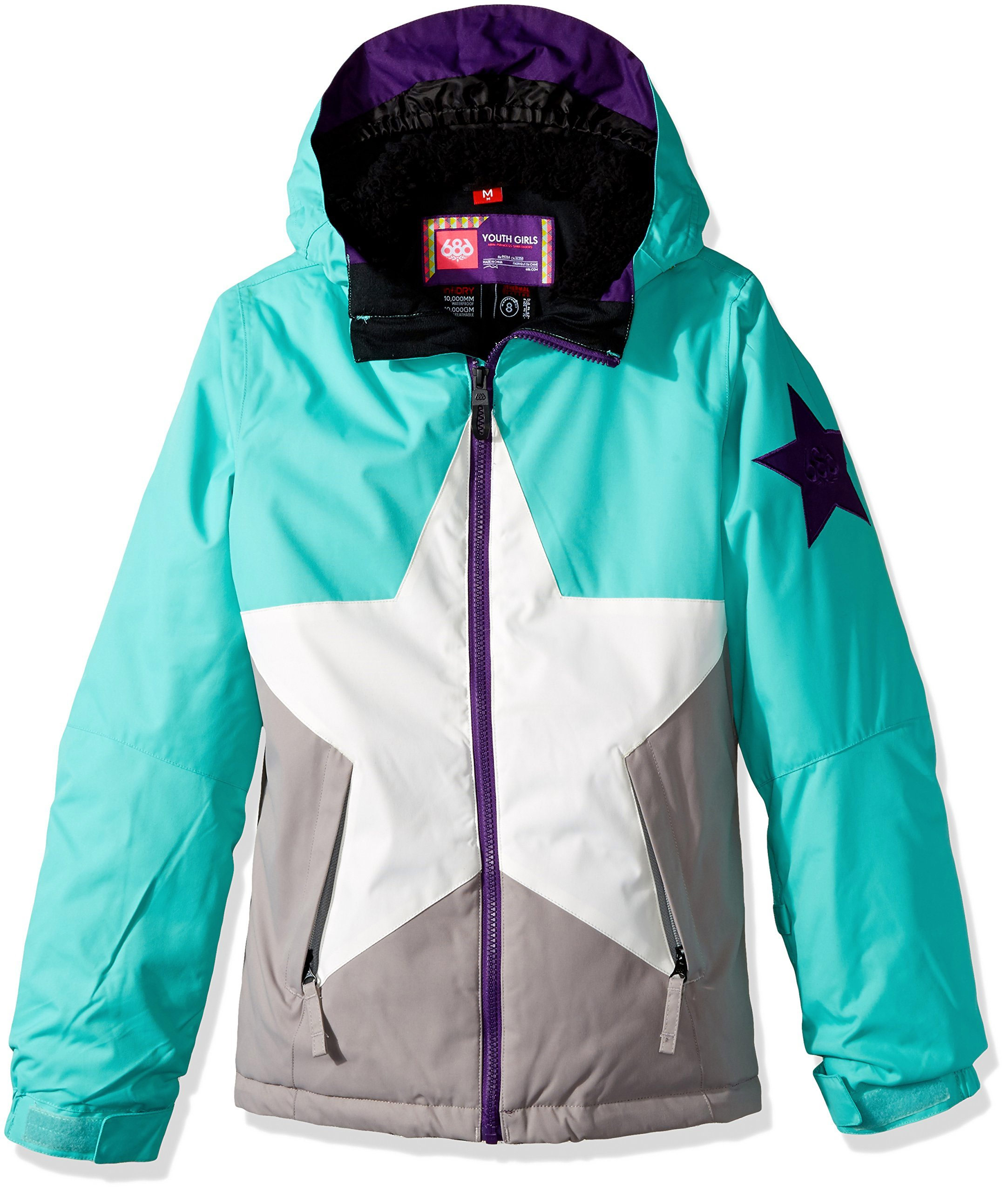686 Star Insulated Snowboard Jacket