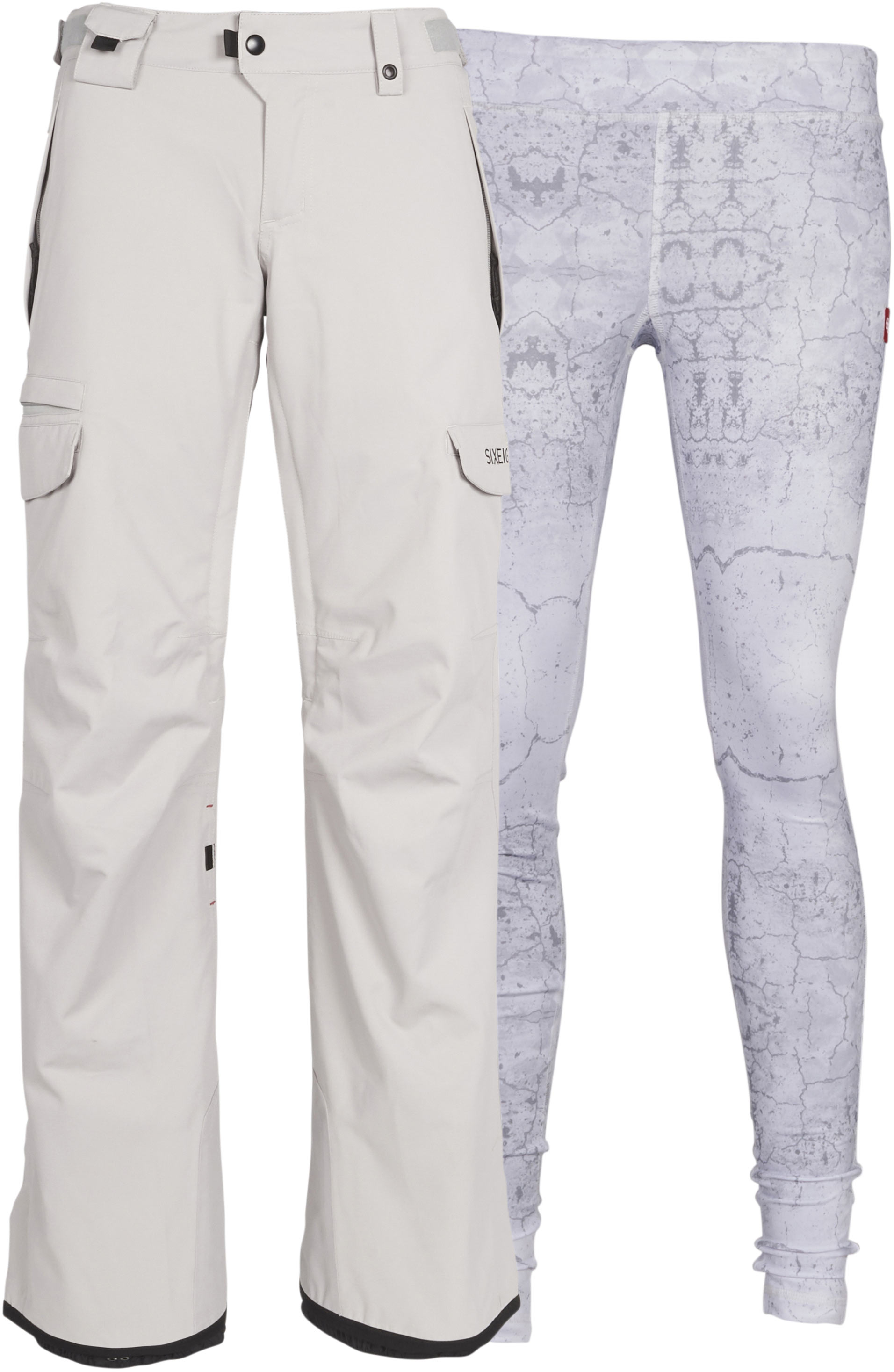 686 Womens Smarty 3 In 1 Cargo Snowboard Pant