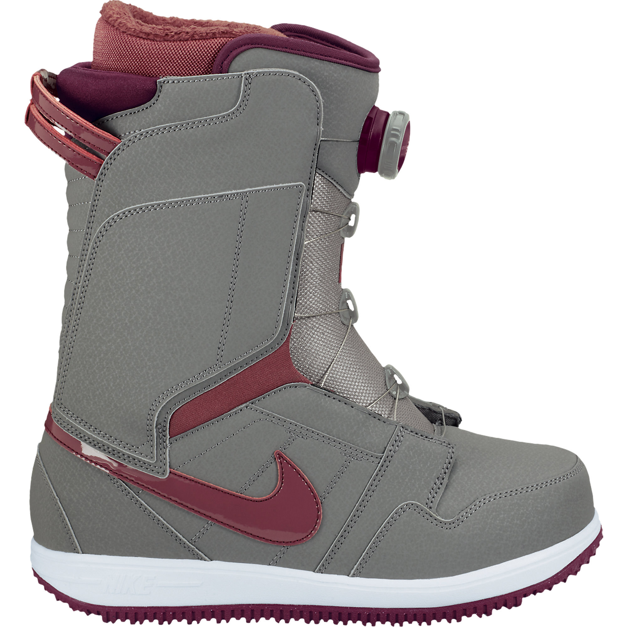 nike womens vapen boa snowboard boot 2014 mount everest
