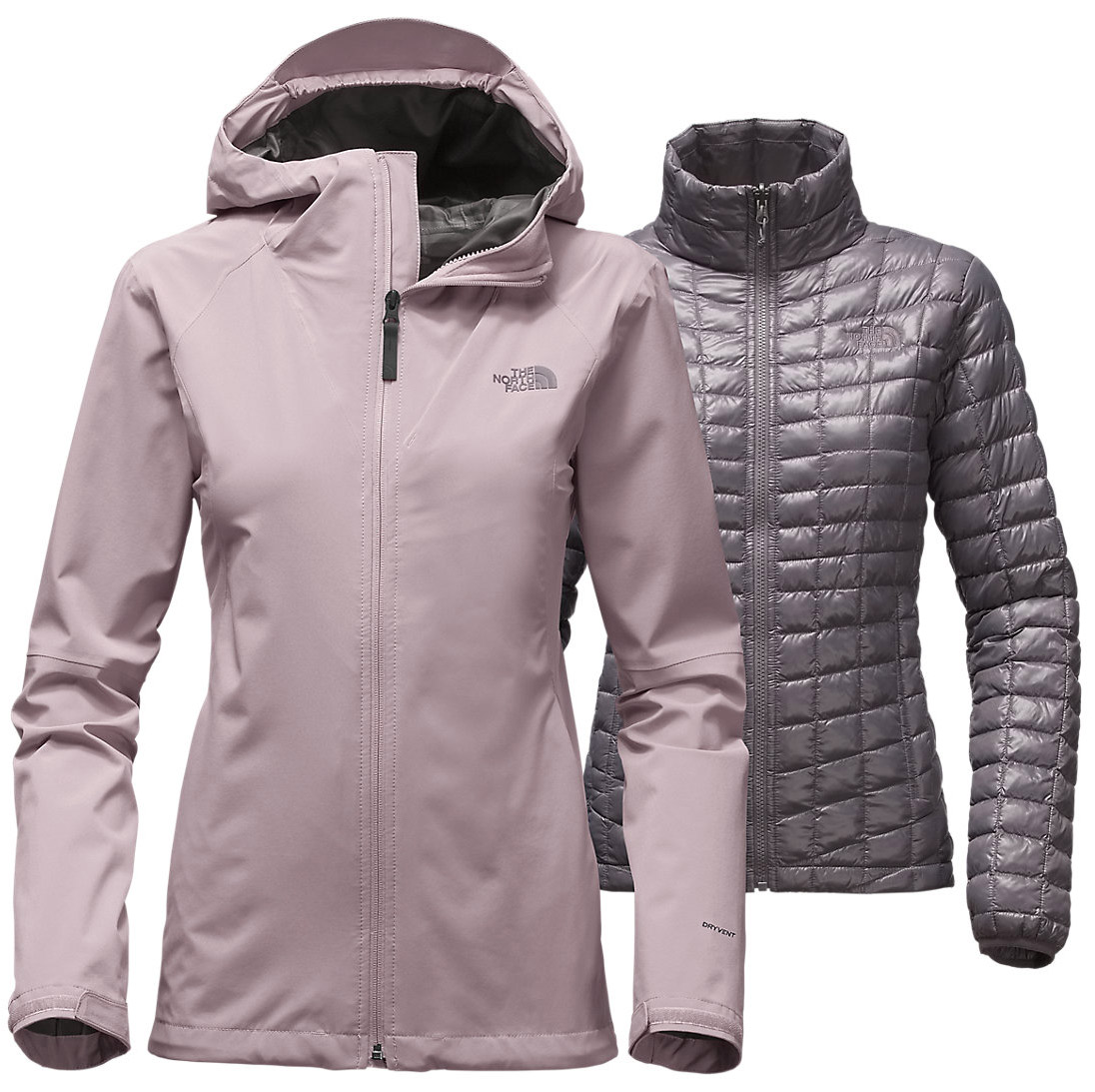 Womens North Face Triclimate Jacket
