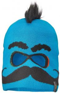 Screamer Mustache Beanie
