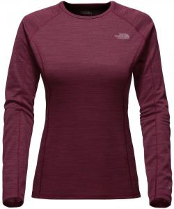 The North Face Warm Long Sleeve Crew Neck - Womens 2017