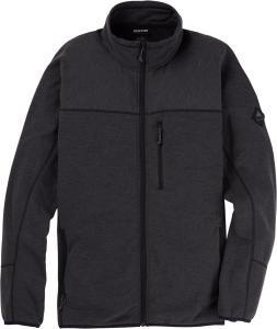 Burton Mens Minturn Full-Zip Fleece