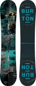 Burton Descendant Snowboard - Wide 2018