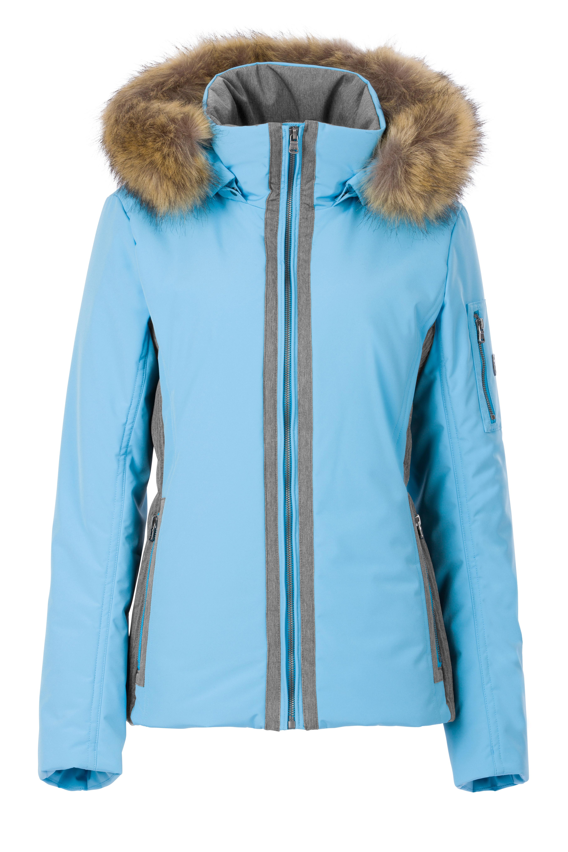 Fera Danielle Ski Jacket Real Fur 2016 Mount Everest